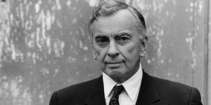 Gore Vidal Portrait Session
