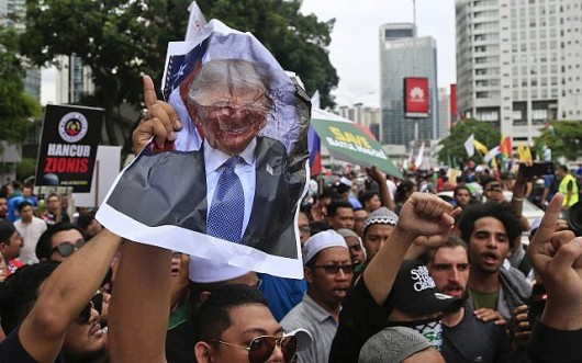malaysian protests